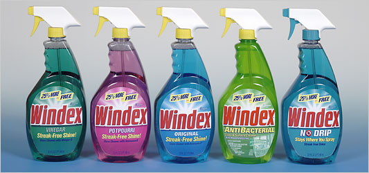 Windex Not Just For Cleaning Glass